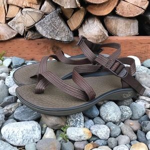 Chaco Shoes - Chaco ZX1 Eco Tread Sandals Mens 9 Brown Hiking